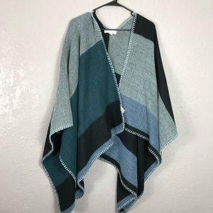 Francesca's poncho blanket